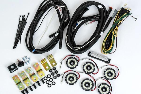 Jeep JK Rock Light Kit