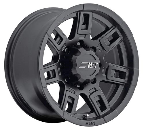 Mickey Thompson Sidebiter II Wheel with Satin Black Finish