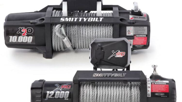 Smittybilt winches review