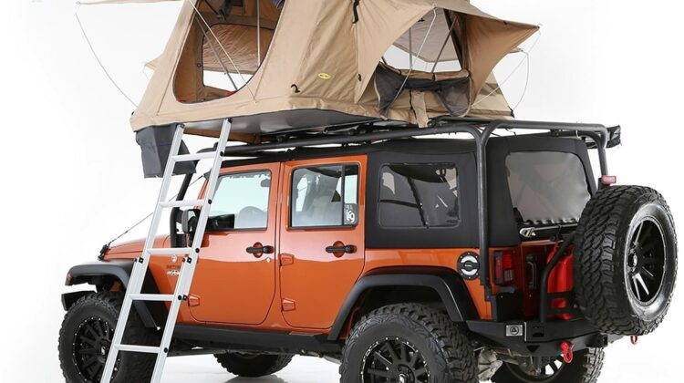 Smittybilt Overlander Tent 2783 Review