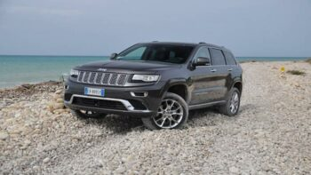 How to Put Jeep Grand Cherokee in 4WD?