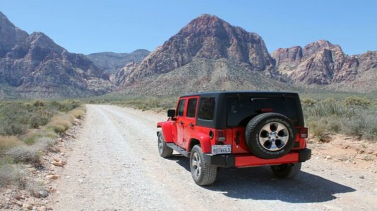 how to put a jeep wrangler in 4 wheel drive