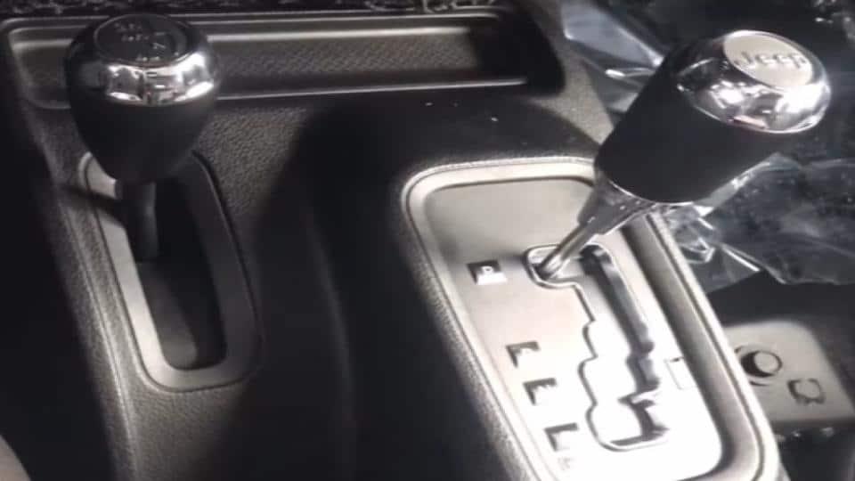 jeep wrangler shifting modes