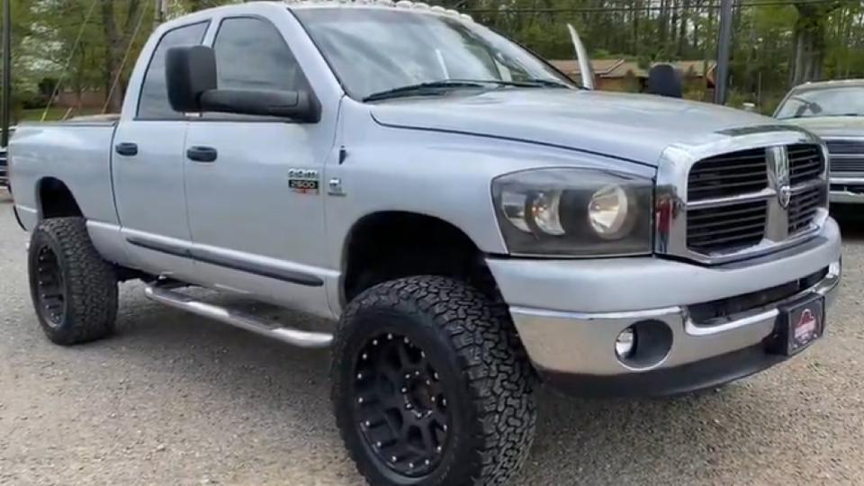 2007 Dodge Cummins Diesel