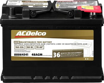 ACDelco Gold 48AGM Battery