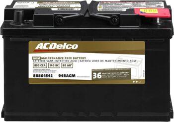 ACDelco Gold 94RAGM Battery