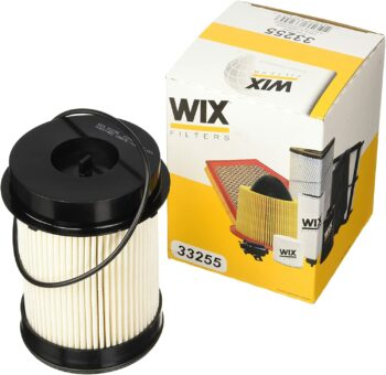 WIX Cartridge Metal Free Fuel Filter