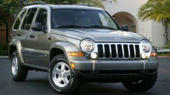 jeep liberty towing capacity