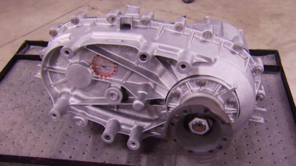 transfer case used for 4wd vehicles